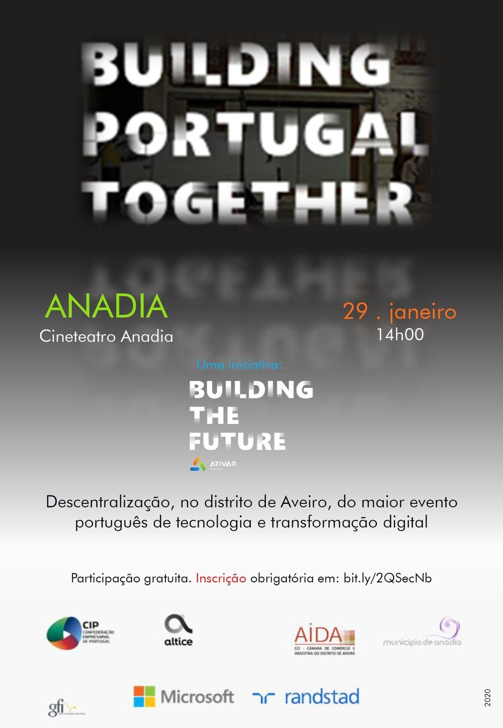 """Building Portugal Together"""